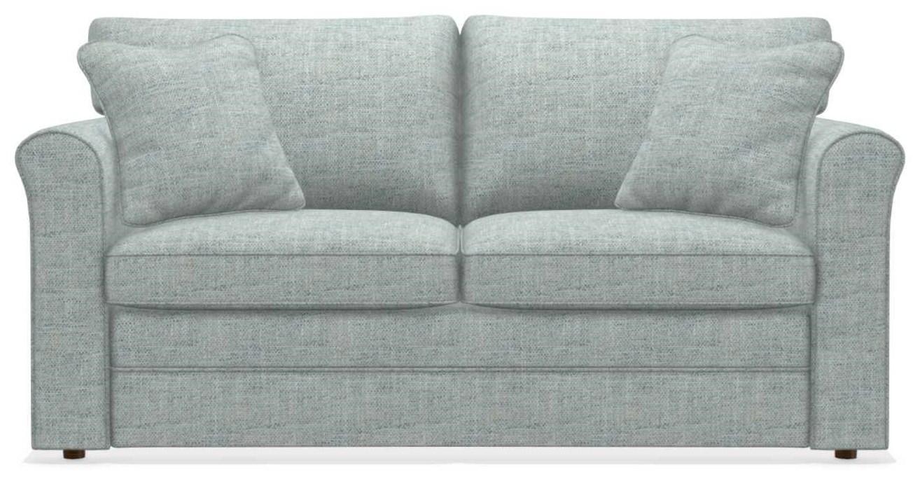 Leah Full Sleep Sofa w/ Memory Foam Mattress by La-Z-Boy at Johnny Janosik