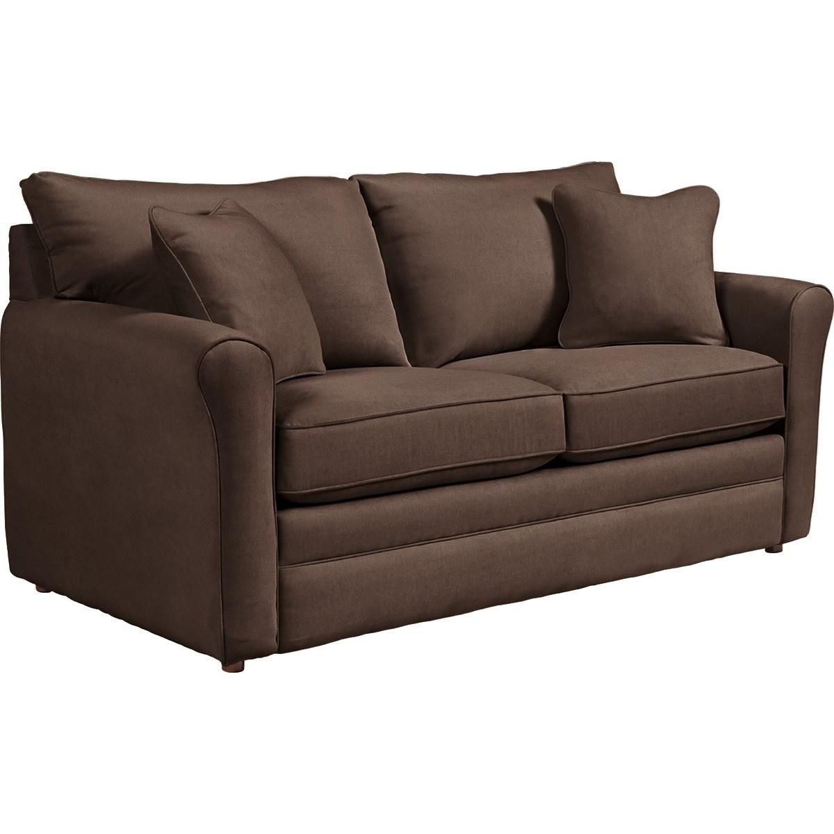 Leah Full Sleep Sofa w/ SlumberAir® Mattress by La-Z-Boy at Jordan's Home Furnishings