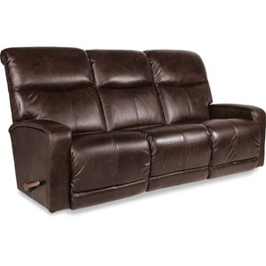 Contemporary Wall Saver Reclining Sofa