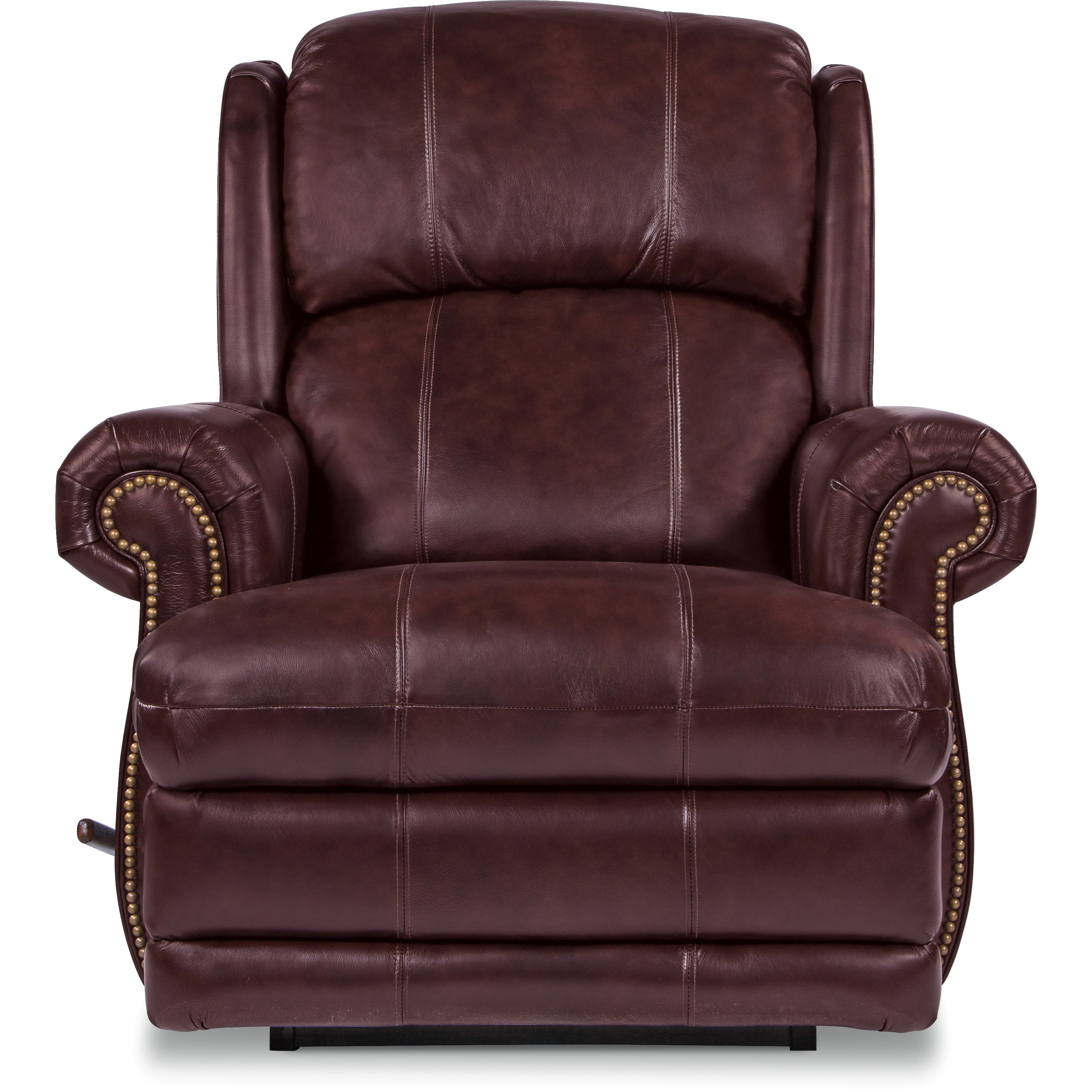 Kirkwood Rocking Recliner by La-Z-Boy at Bennett's Furniture and Mattresses