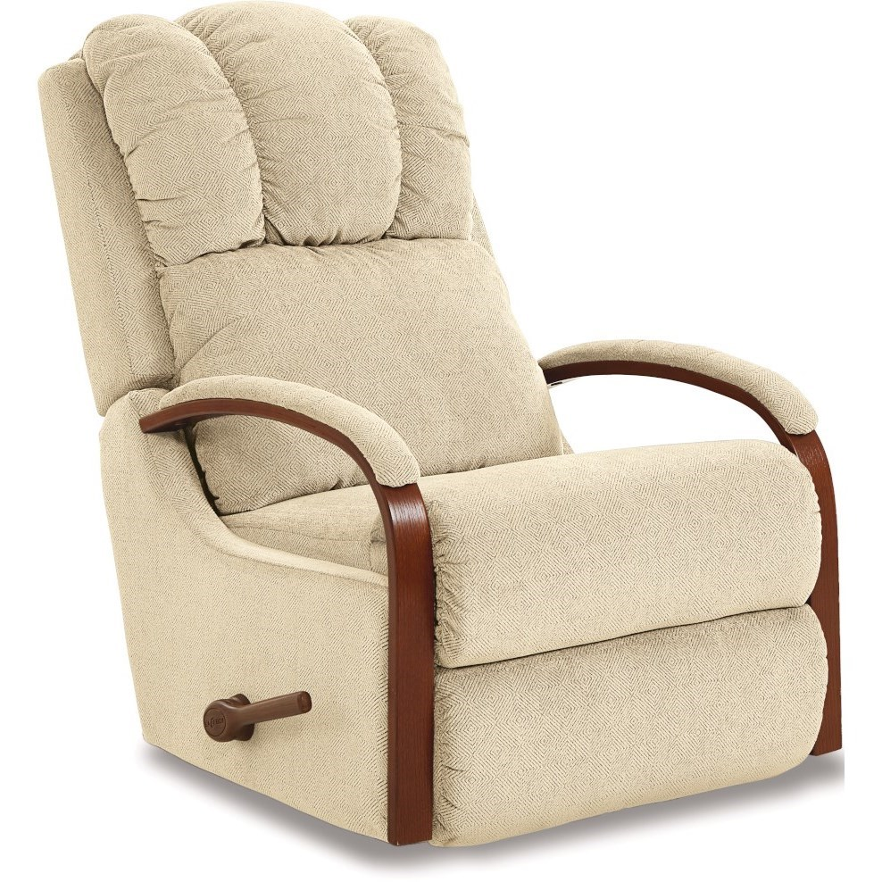 Recliners Harbor Town Rocking Recliner by La-Z-Boy at Johnny Janosik
