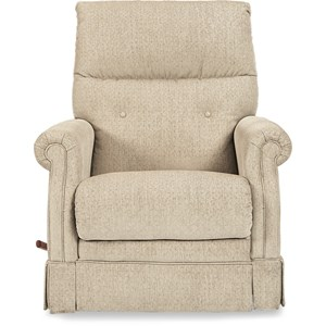 Amelia RECLINA-ROCKER® Recliner with Skirted Chaise