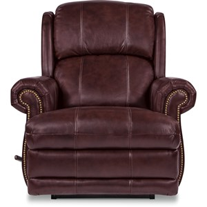 Kirkwood RECLINA-GLIDER® Swivel Recliner with Nailhead Studs