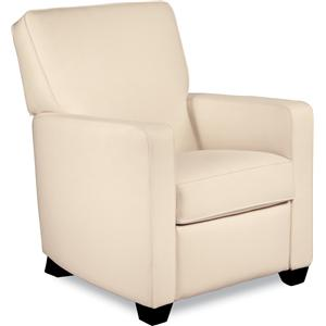 Midtown Contemporary Power-Recline Low Profile Recliner