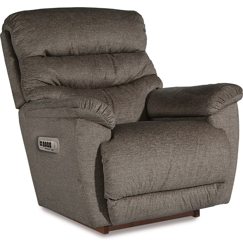 Recliners Joshua Power Wall Recliner w/ Headrest by La-Z-Boy at H.L. Stephens