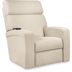 Agent 2-Motor Massage & Heat Power-Recline-XR Rocker Recliner