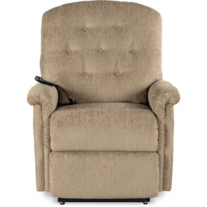 Ally Lift Chair with Recline and Silver Luxury Lift® Mechanism