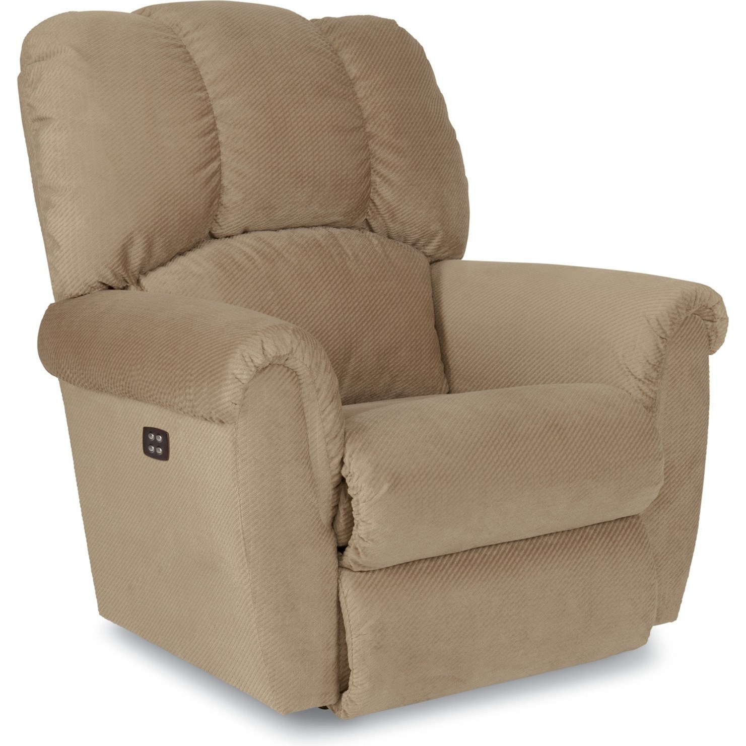 Recliners Power Rocking Recliner by La-Z-Boy at Sparks HomeStore
