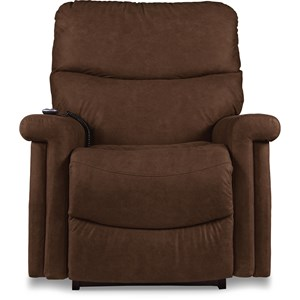 Baylor Power-Recline-XR Rocker Recliner with 2-Motor Massage and Heat