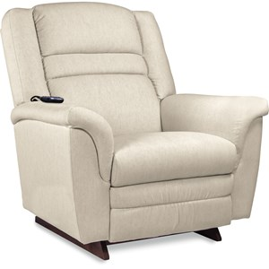 La-Z-Boy Recliners Sequoia Massage & Heat Power-XR Recliner
