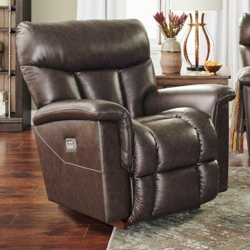 Mateo Power Wall Recliner w/ Headrest by La-Z-Boy at Novello Home Furnishings