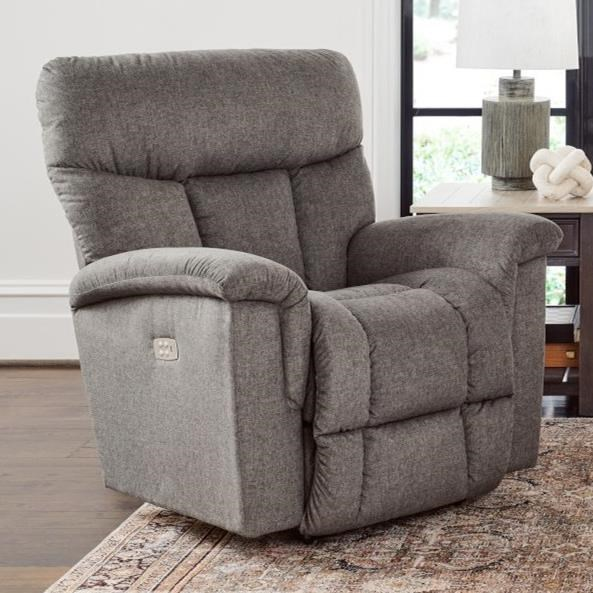 Mateo Power Rocking Recliner by La-Z-Boy at Bennett's Furniture and Mattresses