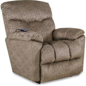 Casual Power-Recline-XR+ Rocker Recliner with Power Tilt Headrest & Lumbar