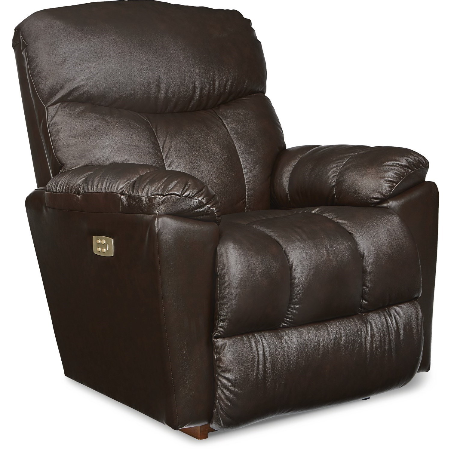 Morrison Power Rocking Recliner by La-Z-Boy at Bennett's Furniture and Mattresses
