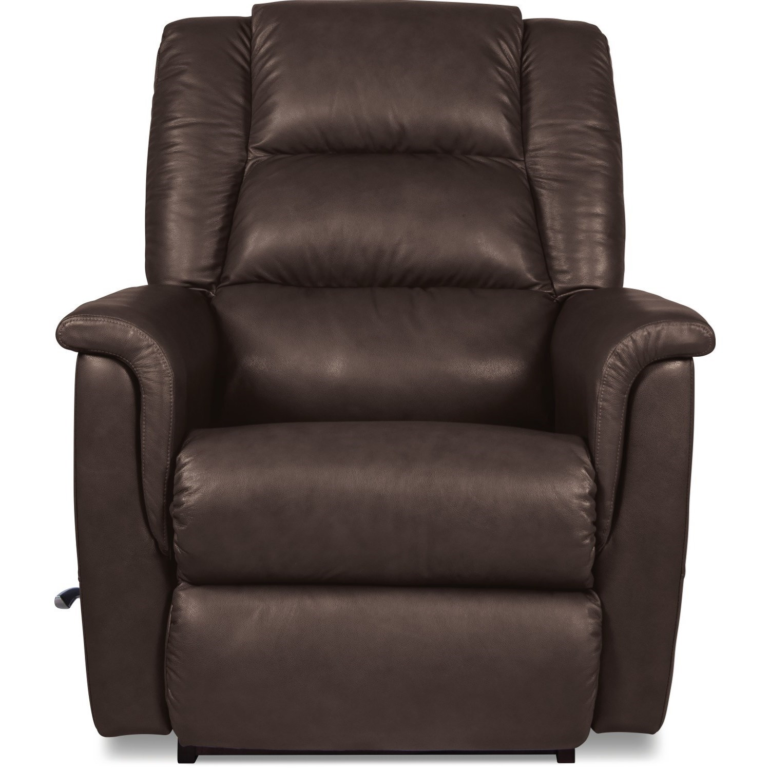 Murray Power Rocking Recliner w/ Headrest & Lumbar by La-Z-Boy at H.L. Stephens