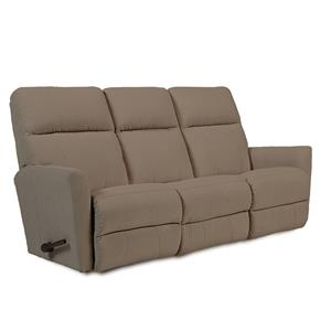 Contemporary Wall-Saver Reclining Sofa