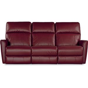 Contemporary Power-Recline-XRw™ Wall-Saver Reclining Sofa
