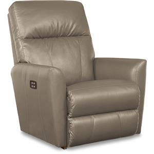 Contemporary Power-Recline-XR Rocking Recliner