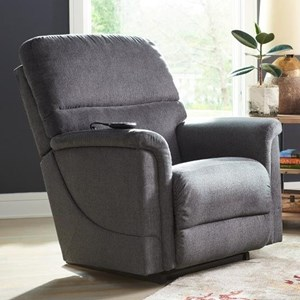 Casual Power-Recline-XR+ Rocker Recliner