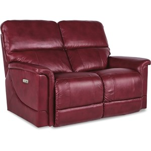 Power Reclining Loveseat with USB Charging Ports