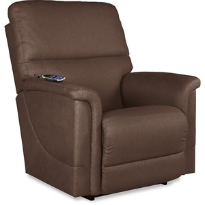 Casual Power-Recline-XR Rocker Recliner with 2-Motor Massage & Heat