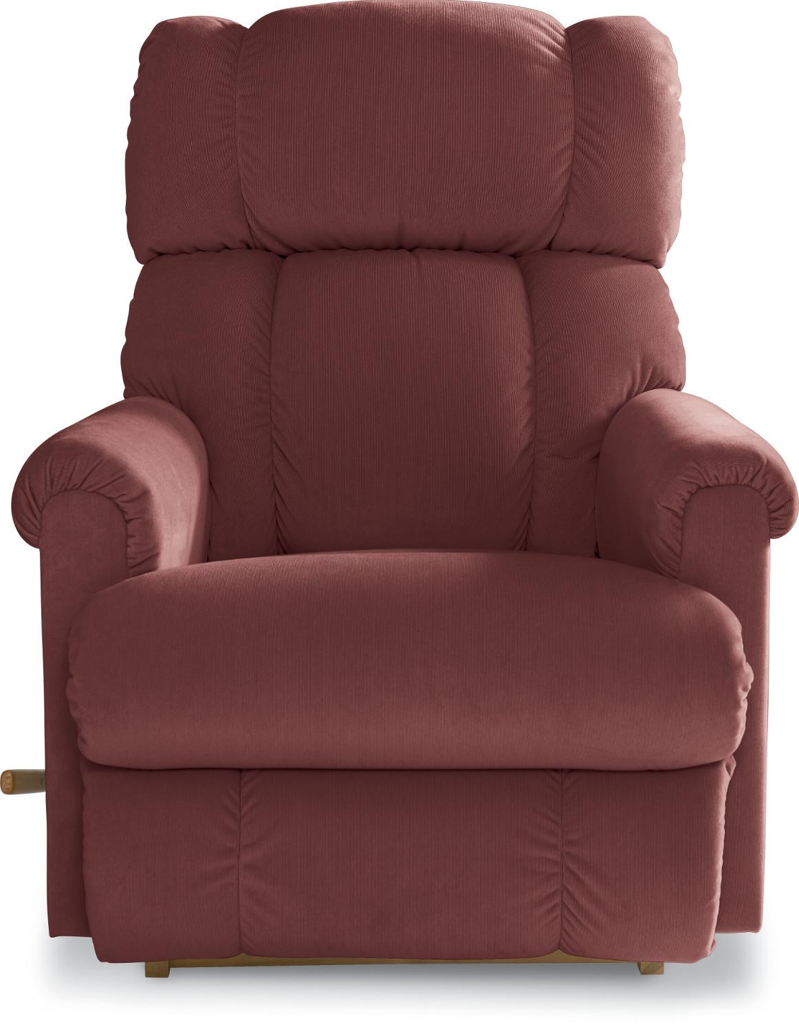 Pinnacle Rocking Recliner by La-Z-Boy at VanDrie Home Furnishings