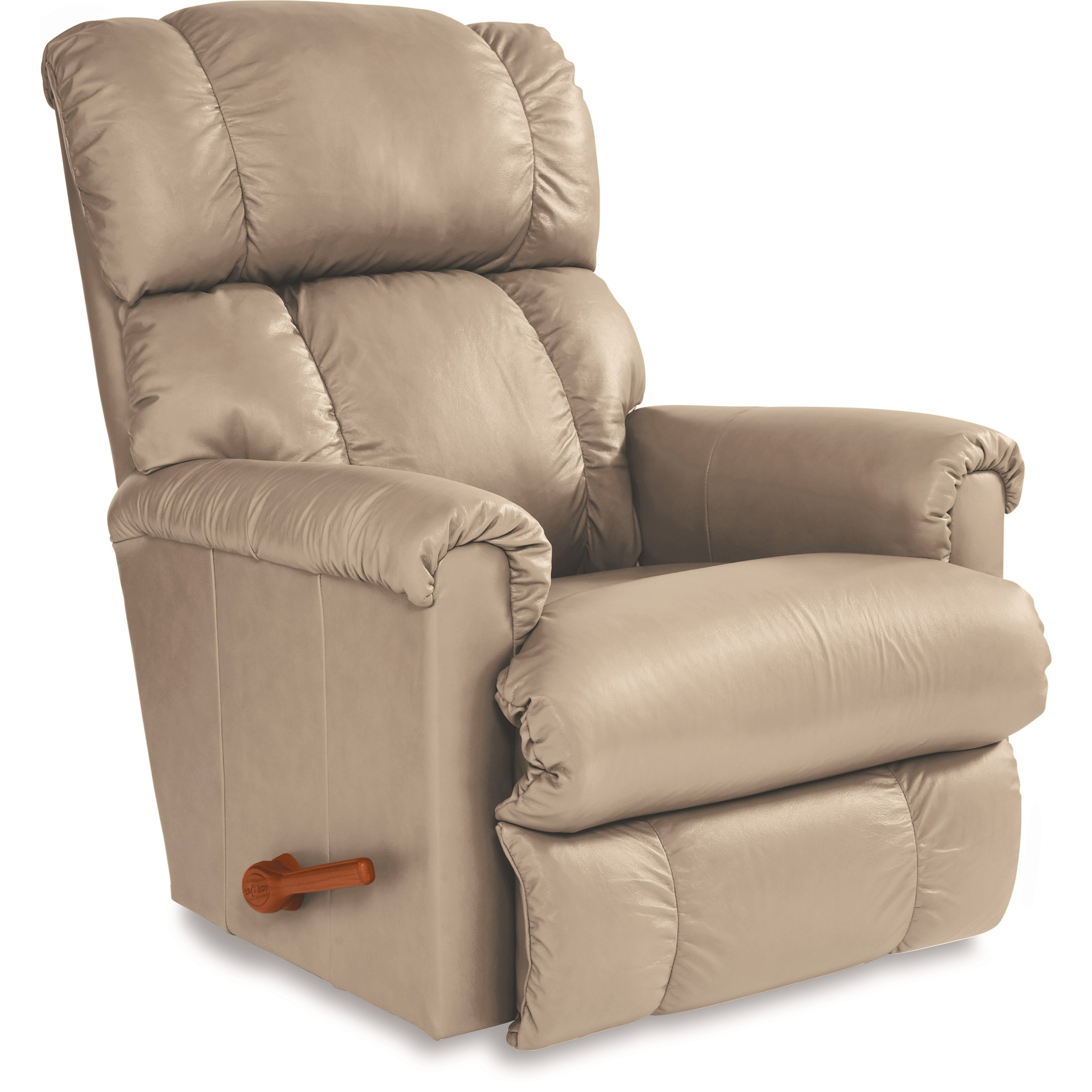 Pinnacle Rocking Recliner by La-Z-Boy at Bennett's Furniture and Mattresses