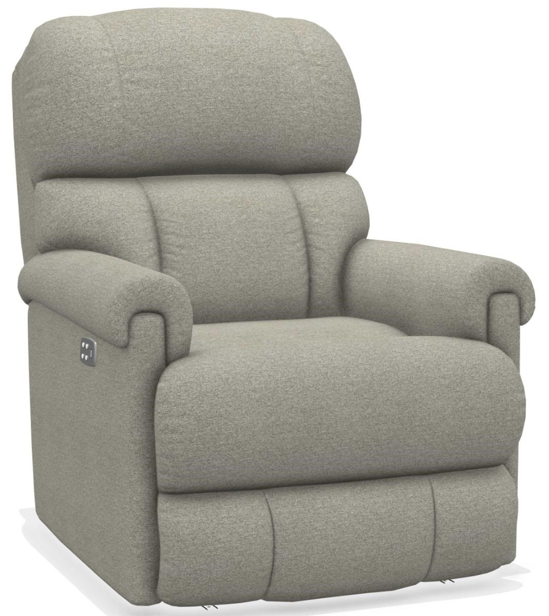 Pinnacle Power Recliner by La-Z-Boy at Bennett's Furniture and Mattresses