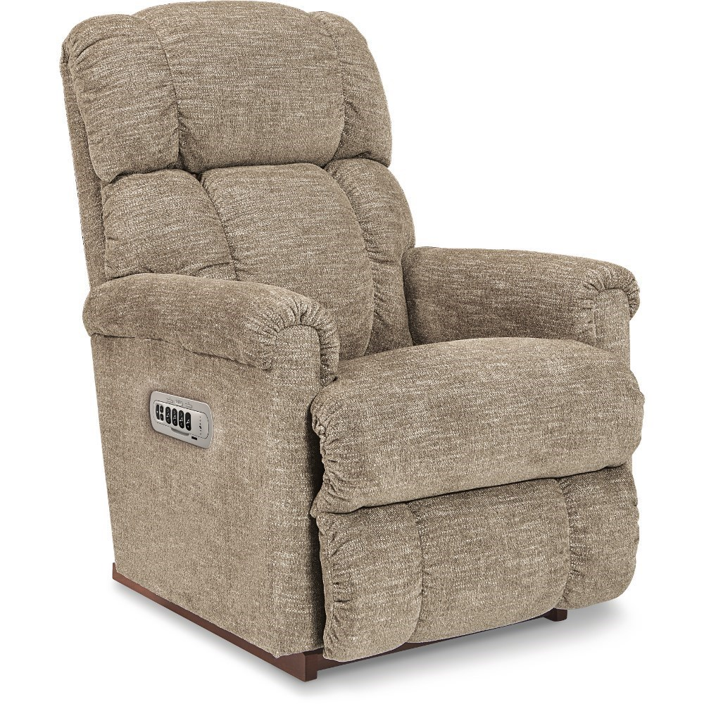 Pinnacle Rocking Recliner w/ Headrest & Lumbar by La-Z-Boy at Bullard Furniture