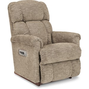 PowerReclineXRw+ Wall Saver Recliner with Power Headrest and USB Port