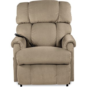 Platinum Luxury Lift® Power-Recline-XR Recliner with 6-motor Massage and Heated Seats