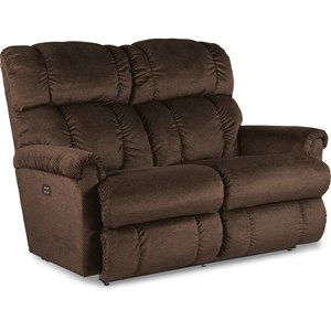 PowerReclineXRw+™ Wall Saver Reclining Loveseat w/ Power Headrest & Lumbar