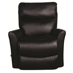 Top Grain Leather Match Rocker Recliner