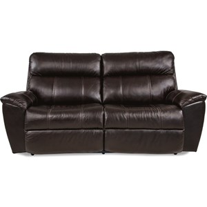 2-Seat Power Reclining Sofa with Wide Seats and USB Charging Ports