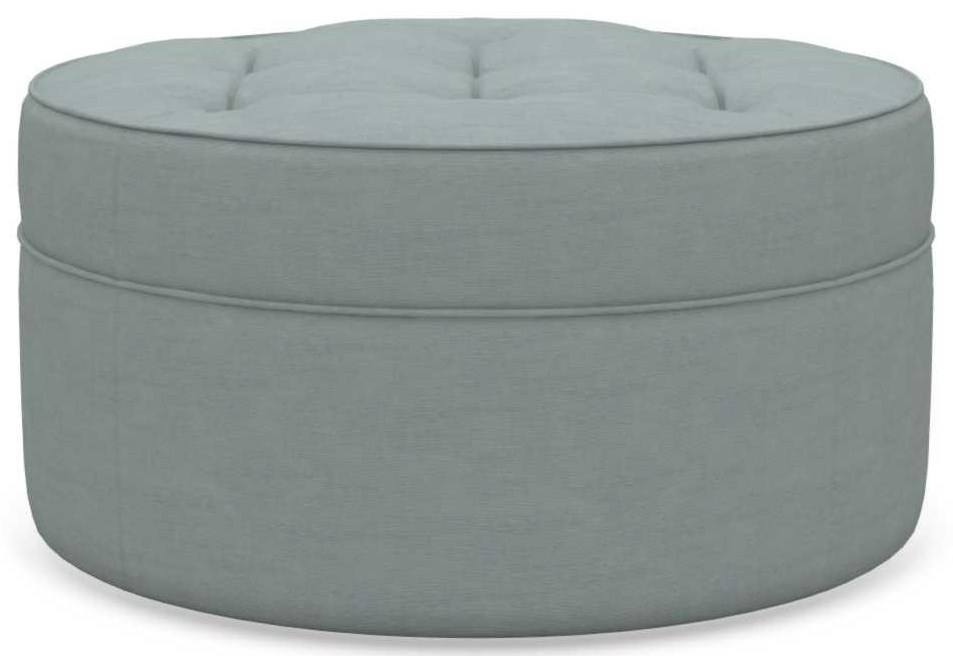 Roundabout Ottoman by La-Z-Boy at Bennett's Furniture and Mattresses
