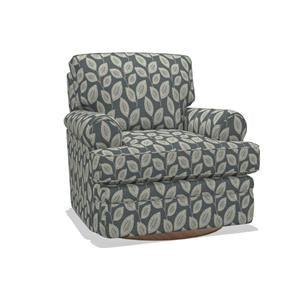 swivel gliding chair