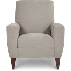Contemporary Push Back Recliner