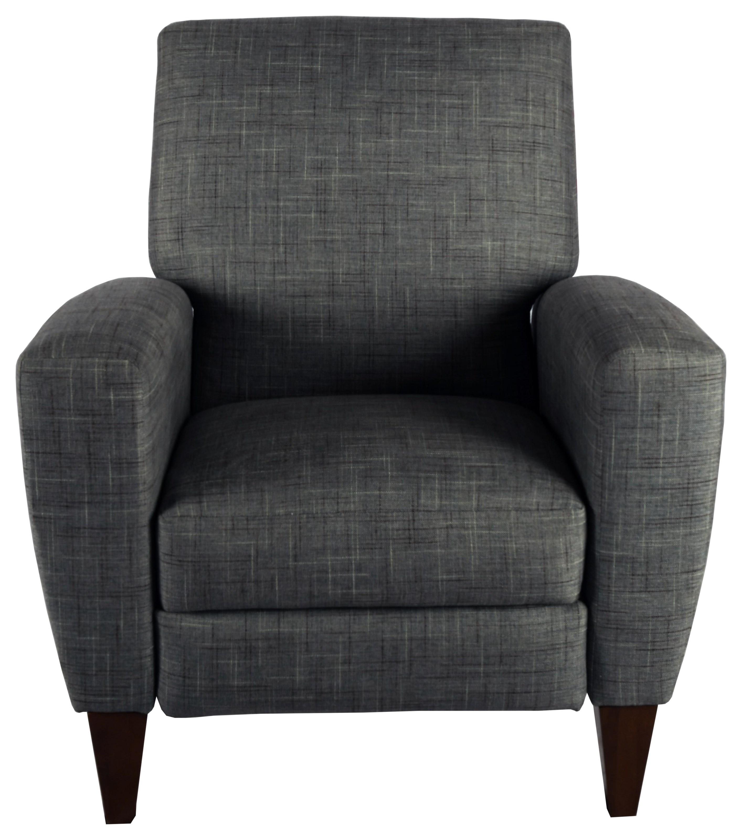 Scarlett High Leg Recliner - 2 Position Mechanism by La-Z-Boy at Bennett's Furniture and Mattresses