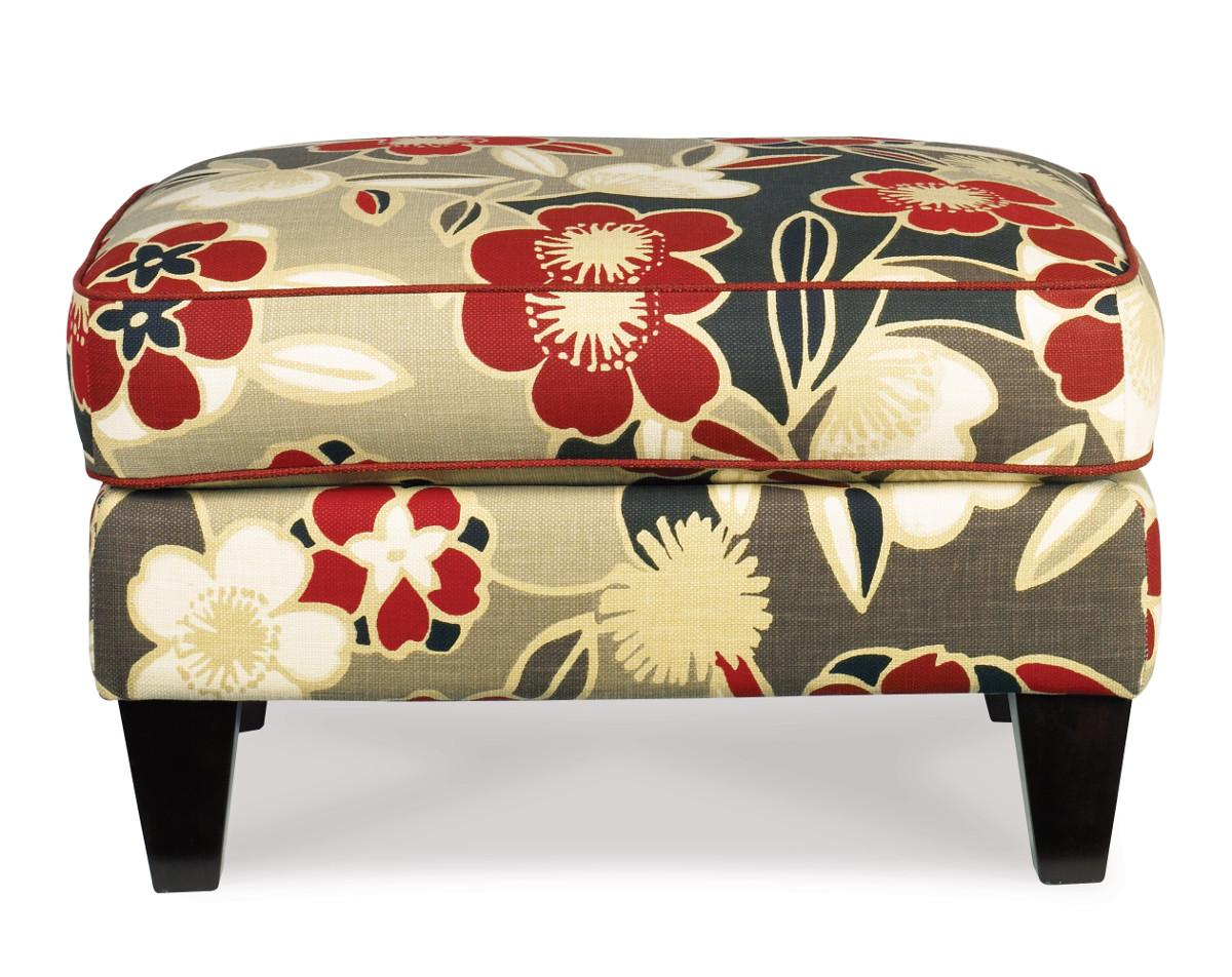 Talbot Casual Ottoman by La-Z-Boy at Pedigo Furniture