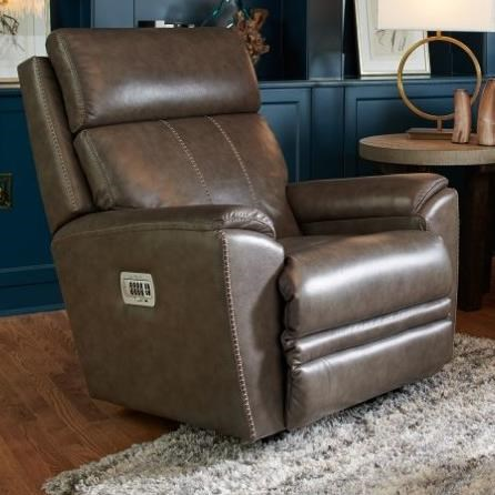 Talladega Power Wall Recliner w/ Headrest by La-Z-Boy at Bennett's Furniture and Mattresses