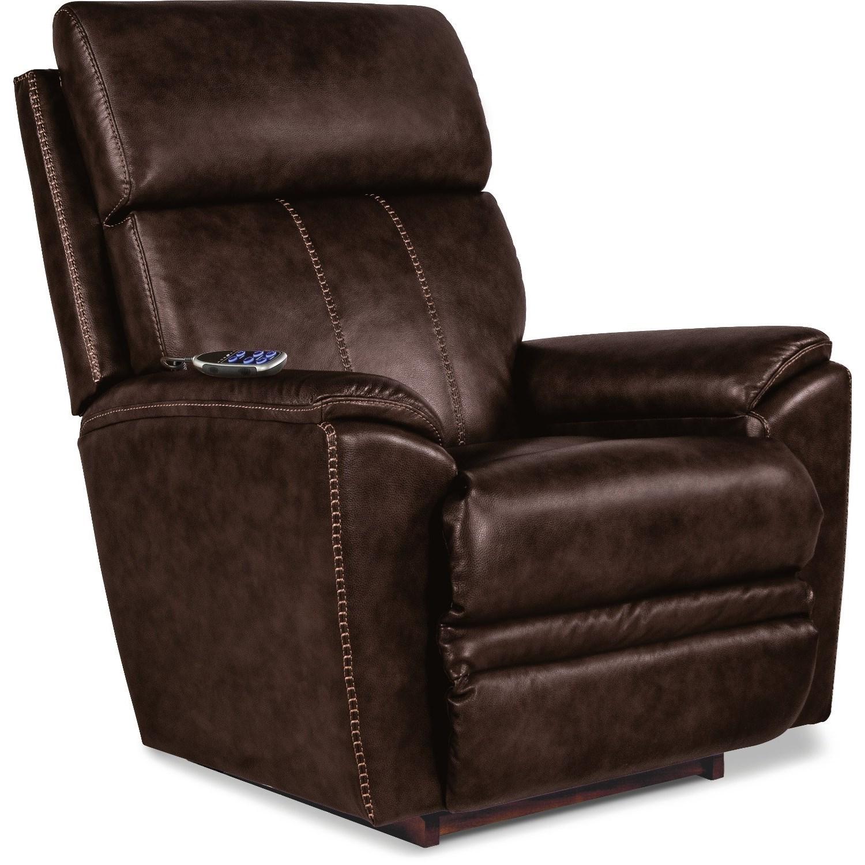 Talladega Power Rocking Recliner w/ Massage & Heat by La-Z-Boy at Bennett's Furniture and Mattresses