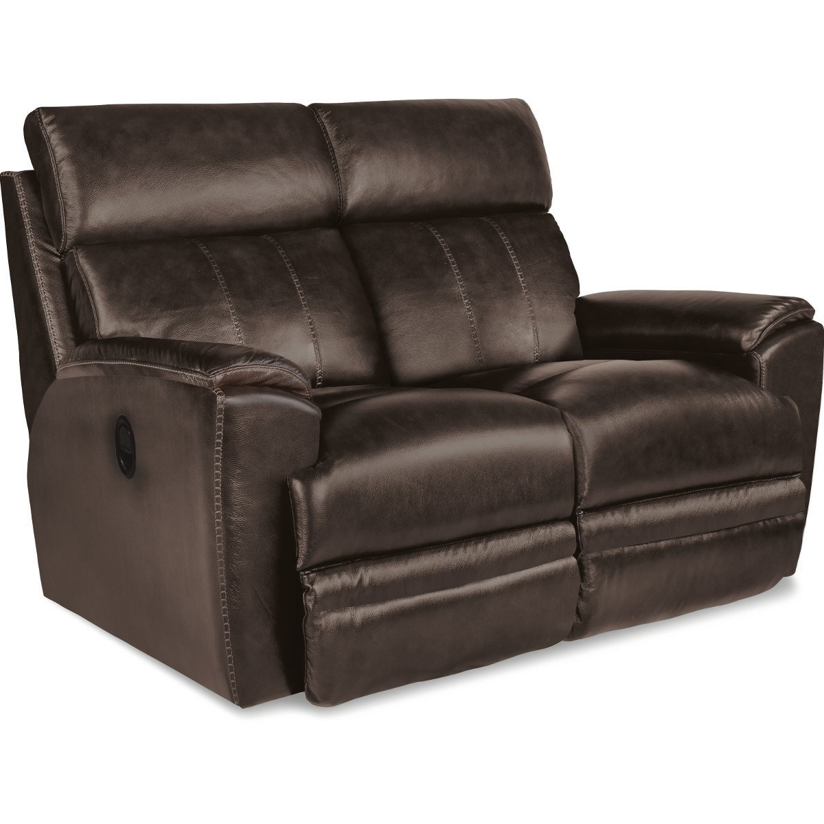 Talladega Power Reclining Lovesseat by La-Z-Boy at Bennett's Furniture and Mattresses