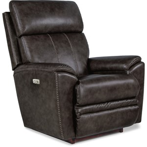 Casual PowerReclineXR Rocker Recliner with USB Charging Port