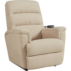 Power-Recline-XR+ Rocker?Recliner with Power Tilt Headrest and Power Lumbar