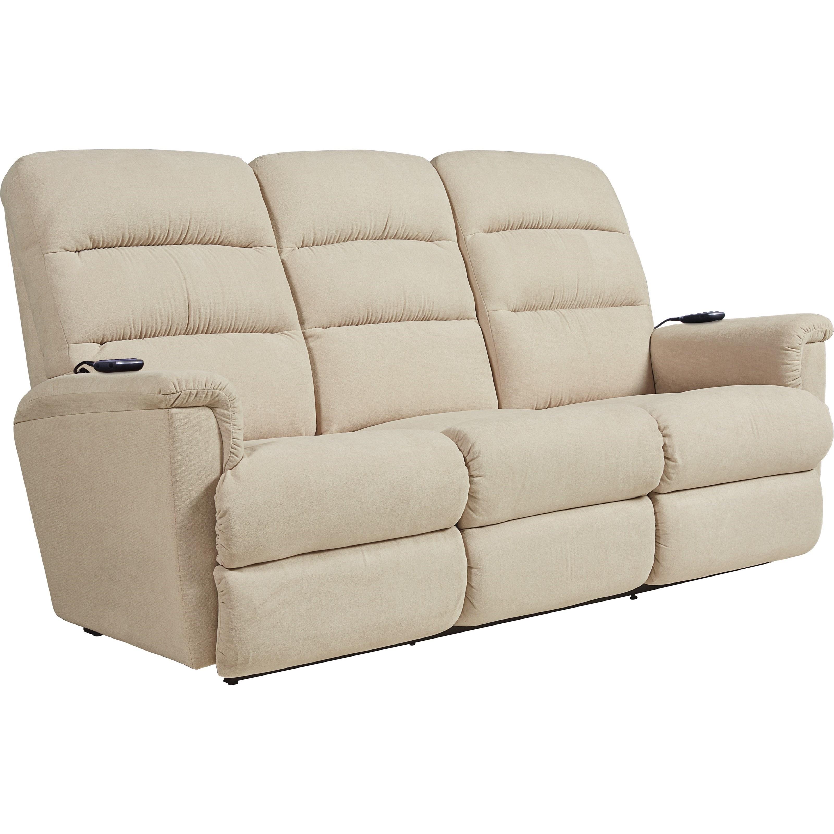 Tripoli Power-Recline-XRw™+ Full Reclining Sofa by La-Z-Boy at Sparks HomeStore