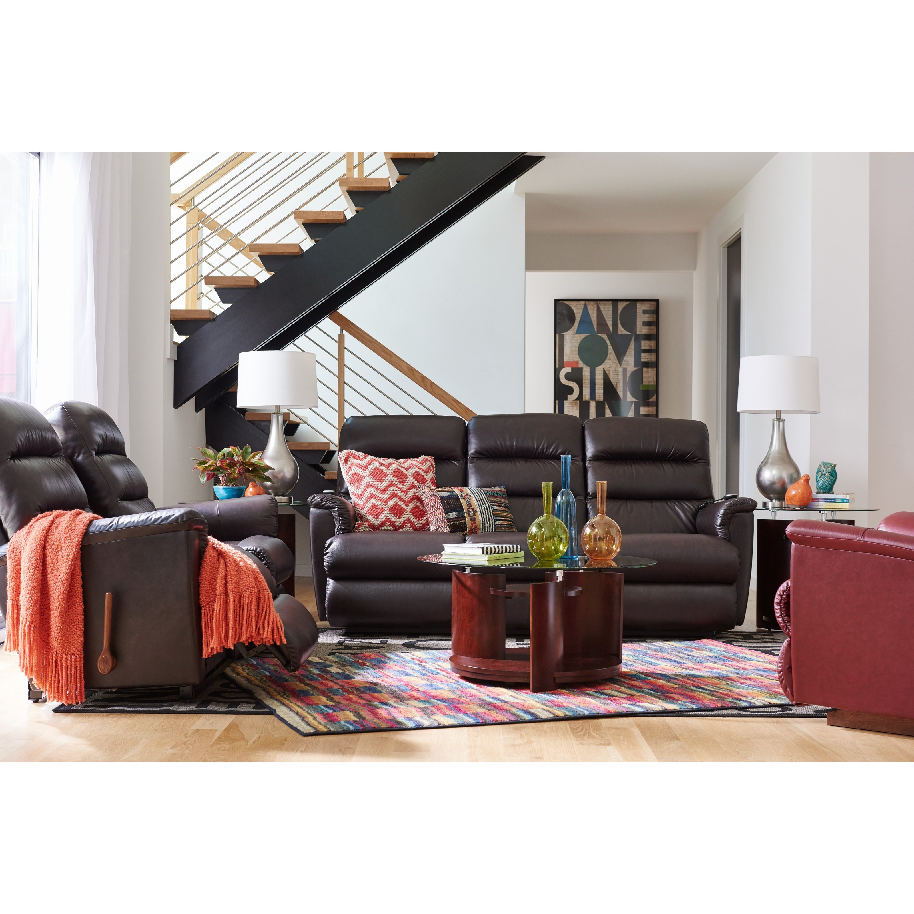 Tripoli Reclining Living Room Group by La-Z-Boy at Sparks HomeStore