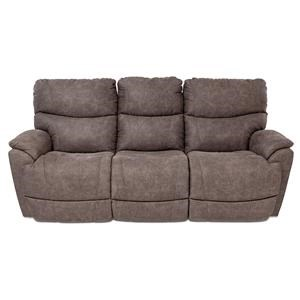 Reclining Sofa w/ iClean Performance Fabric