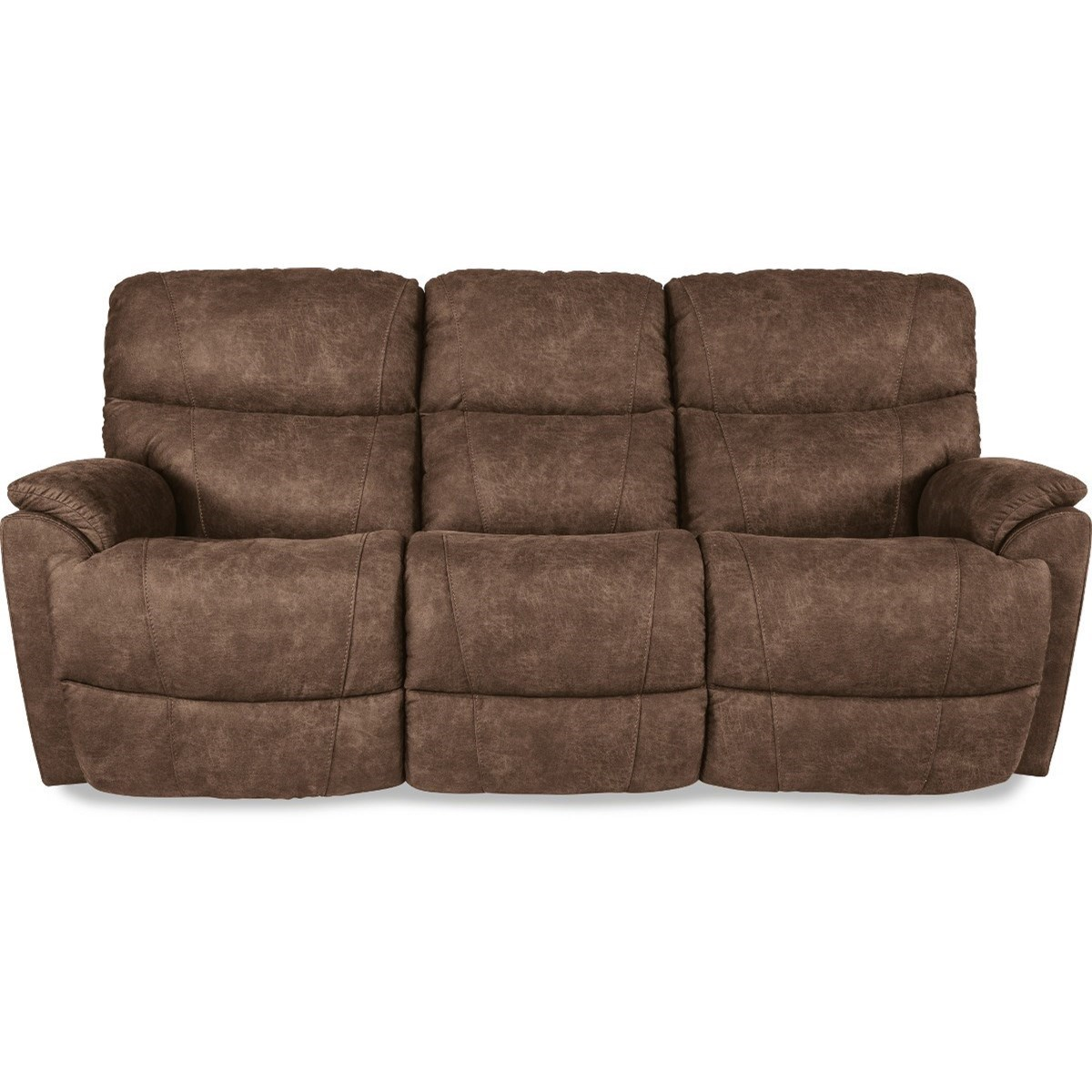 Trouper Reclining Sofa by La-Z-Boy at Miller Waldrop Furniture and Decor