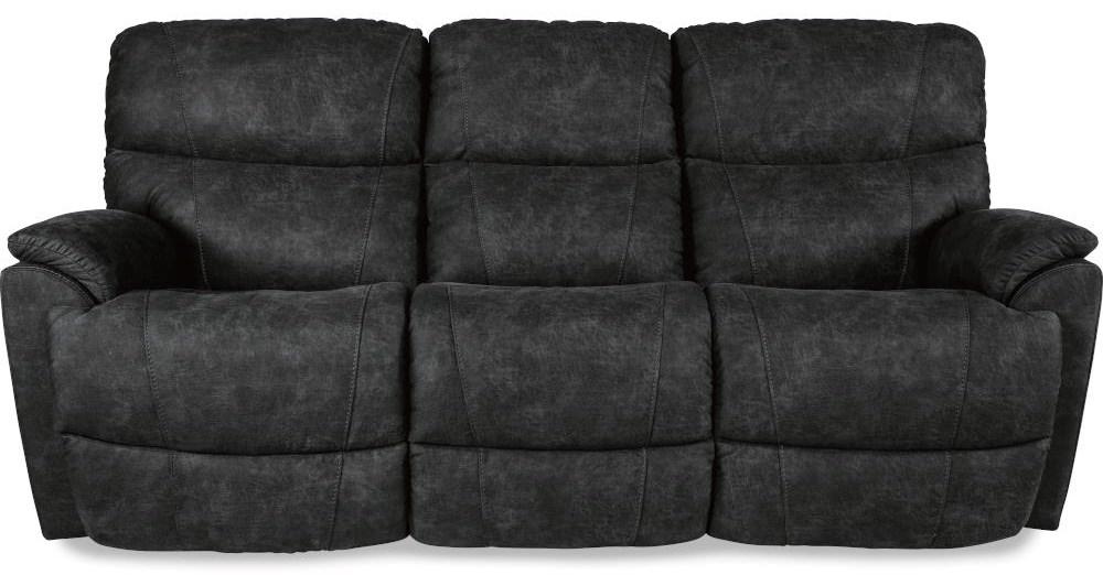 Trouper Power La-Z-Time Full Reclining Sofa by La-Z-Boy at Coconis Furniture & Mattress 1st