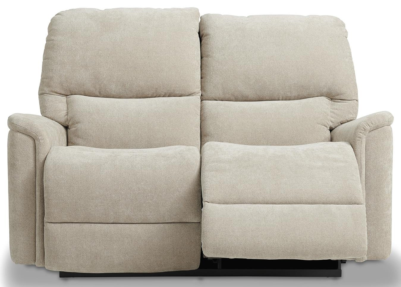 POWER RECLINING LOVESEAT WITH HEADREST